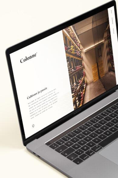 Colonne Macbook Pro 2019 Side v1 lores