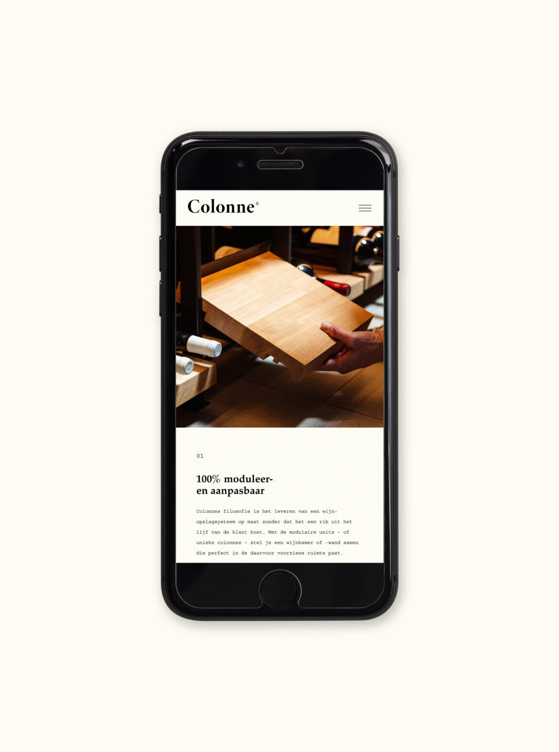 Colonne Iphone v1 lores