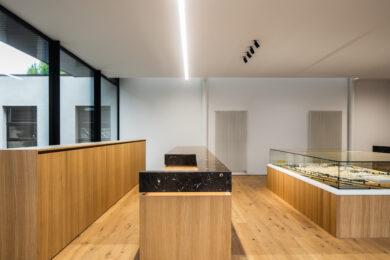 Deceuninck showroom 24