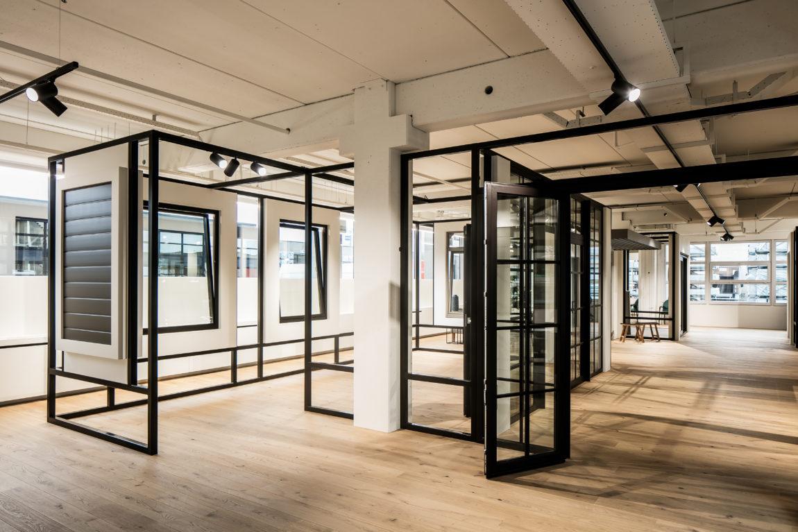 Deceuninck showroom 25