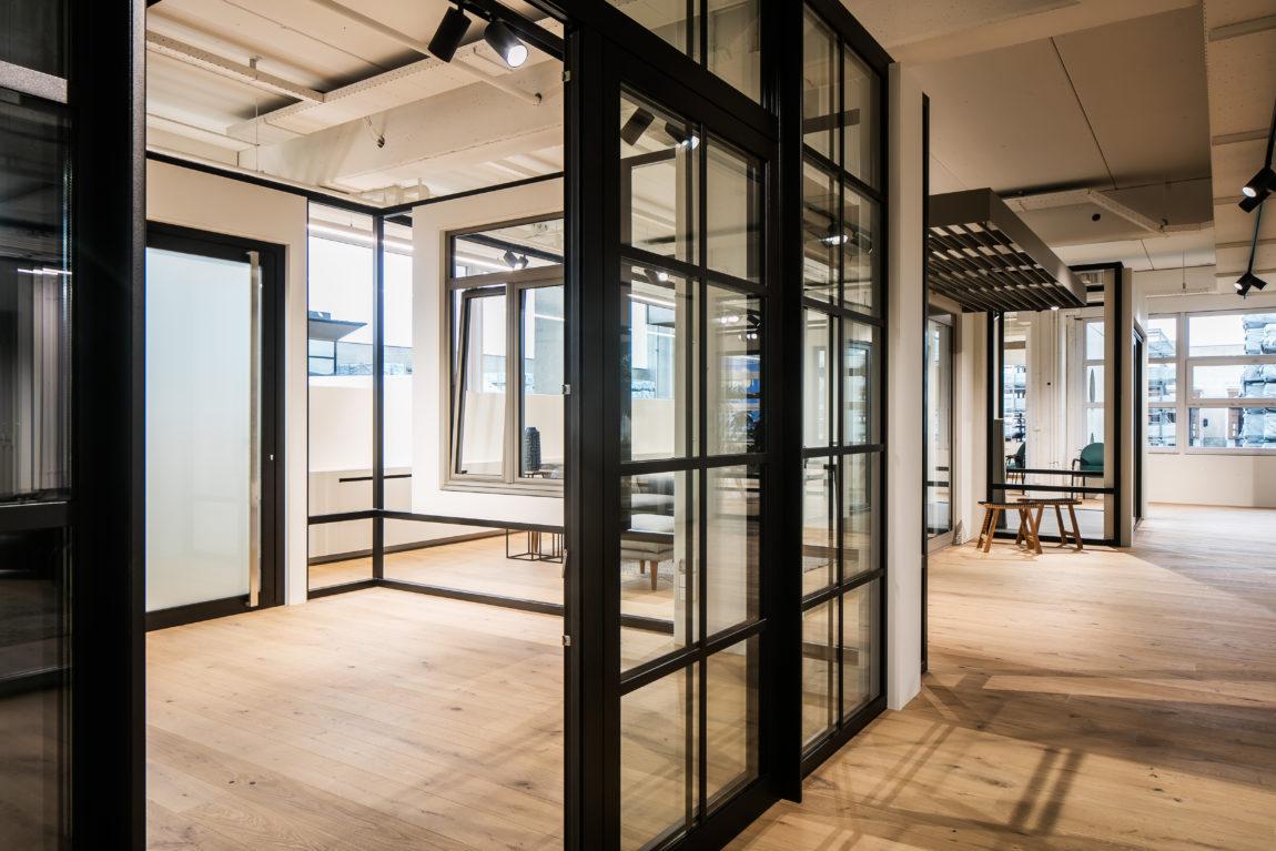 Deceuninck showroom 28