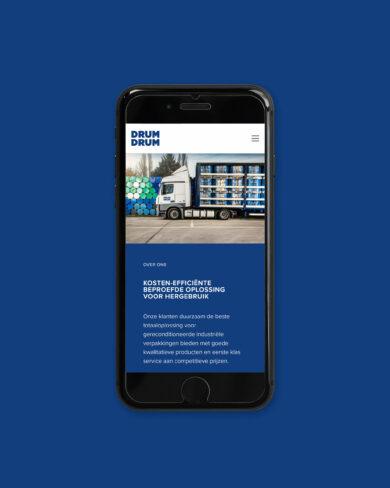 Drumdrum Iphone website v1 lores