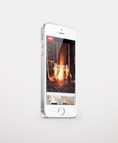 Media flam iphone