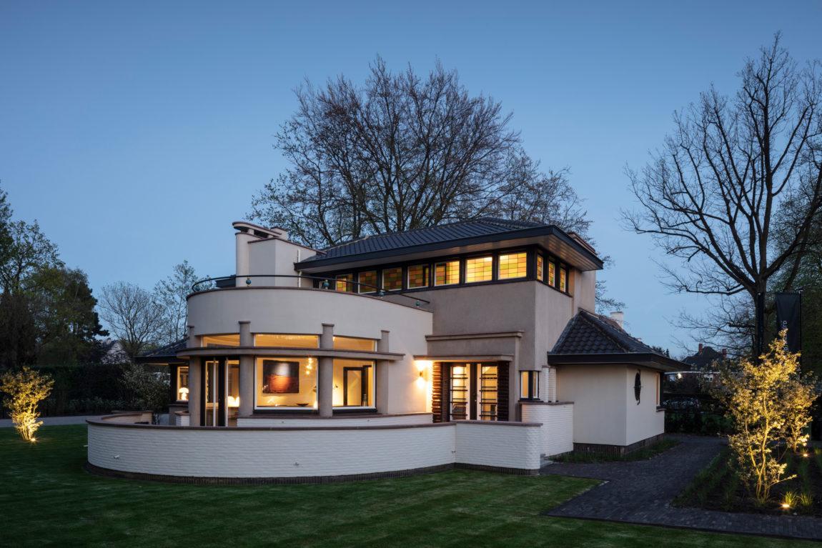 Rietveldprojects RRR Villa de Nil restauratie Soenenenpark Gent foto Tvdv Vd N033 shopped v1
