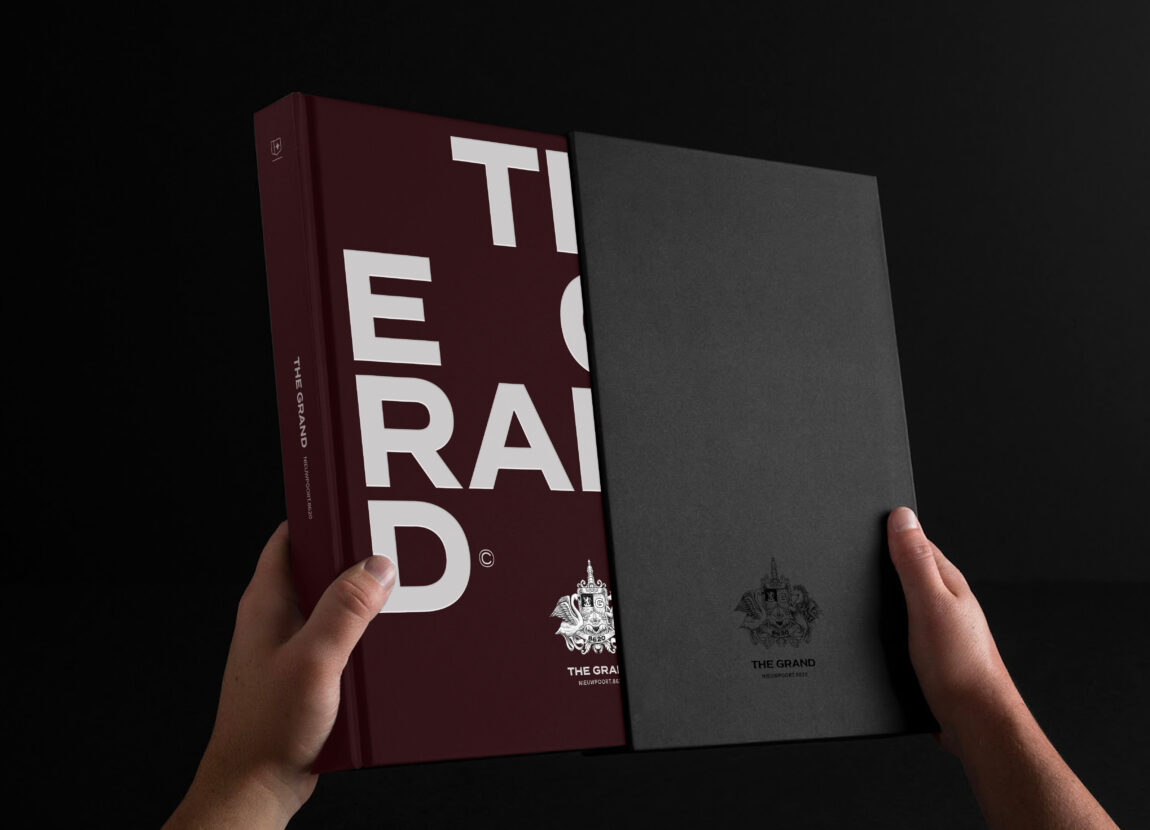 The Grand table book v3