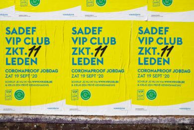 Sadef VIP affiches lores