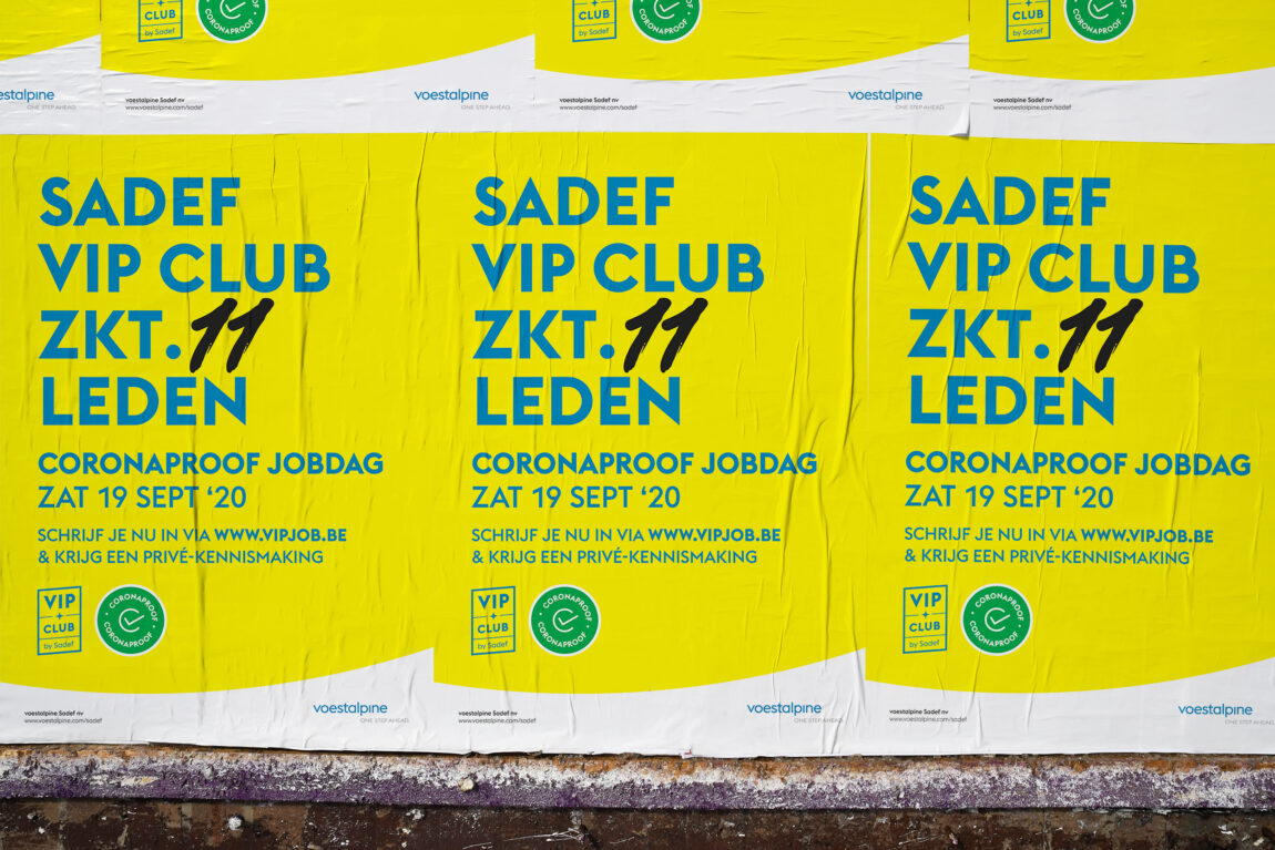 Sadef VIP affiches lores